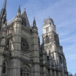 Notre dam kathedraal Orleans
